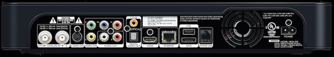directv equipment new edge satellite rh newedgesatellite com directv h24 user manual DirecTV HD DVR Receiver